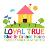Loyal True Blue & Orange Flexible Child Care Centre